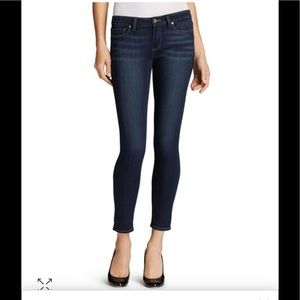 PAIGE 25 Verdugo Ankle Skinny Jeans
